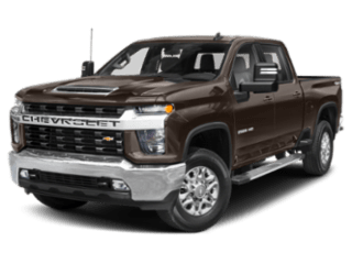 Chevrolet Model Image - 2020 Silverado 2500