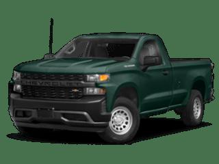 Chevrolet Model Image - 2020 Silverado