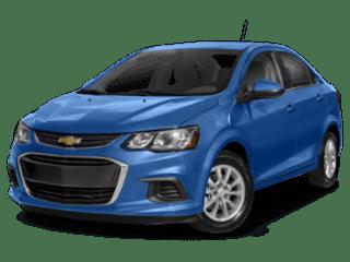 Chevrolet Model Image - 2020 Sonic