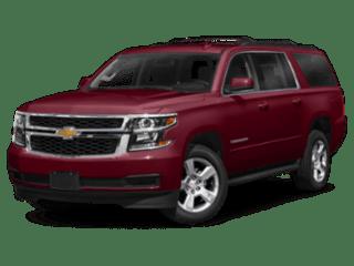 Chevrolet Model Image - 2020 Suburban