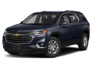 Chevrolet Model Image - 2020 Traverse
