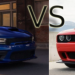 2021 Dodge Charger vs 2021 Challenger