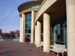 Photo of the Lincoln Museum in Springfield