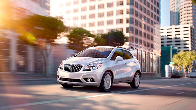Buick Encore Dealer in Frankenmuth, MI
