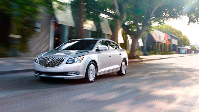 Buick Lacrosse Dealership in Frankenmuth, MI