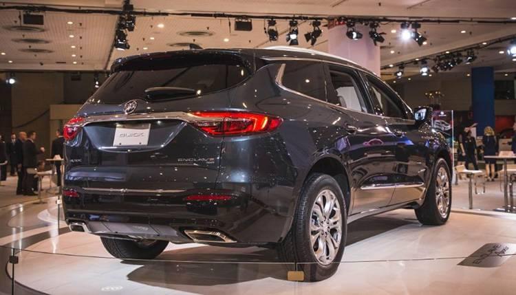 Introducing The 2018 Buick Enclave Avenir Garber Buick