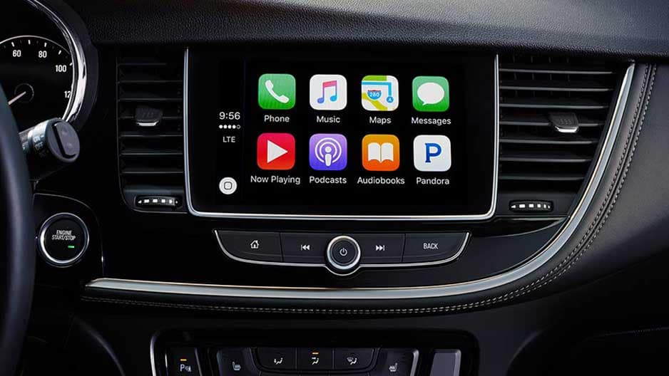 Technology Features of the New Buick Encore at Garber in Saginaw, MI