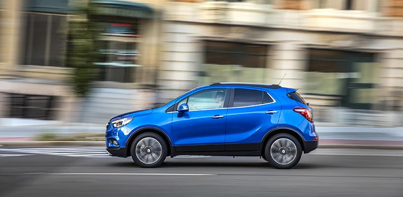 Get A Small Suv With Big Benefits 2018 Encore Garber Buick