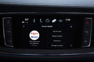 ExxonMobil Pay in Buick Vehicles