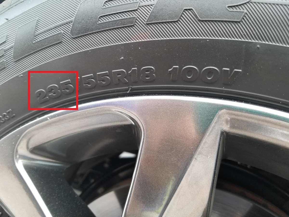 Dodge Dart Tire Size >> What The Numbers On Tires Really Mean And Why They Matter