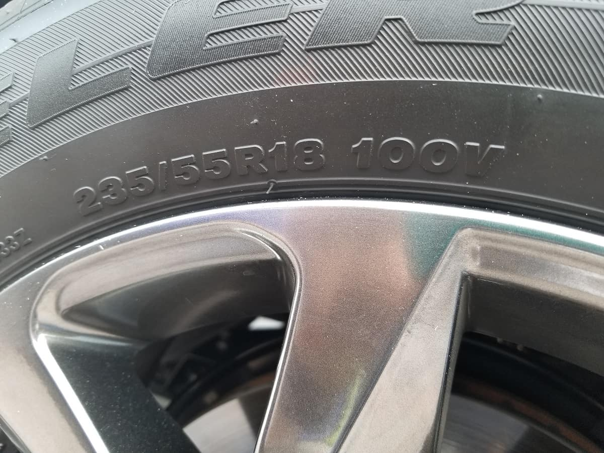 2012 Dodge Journey Tire Size >> What The Numbers On Tires Really Mean And Why They Matter