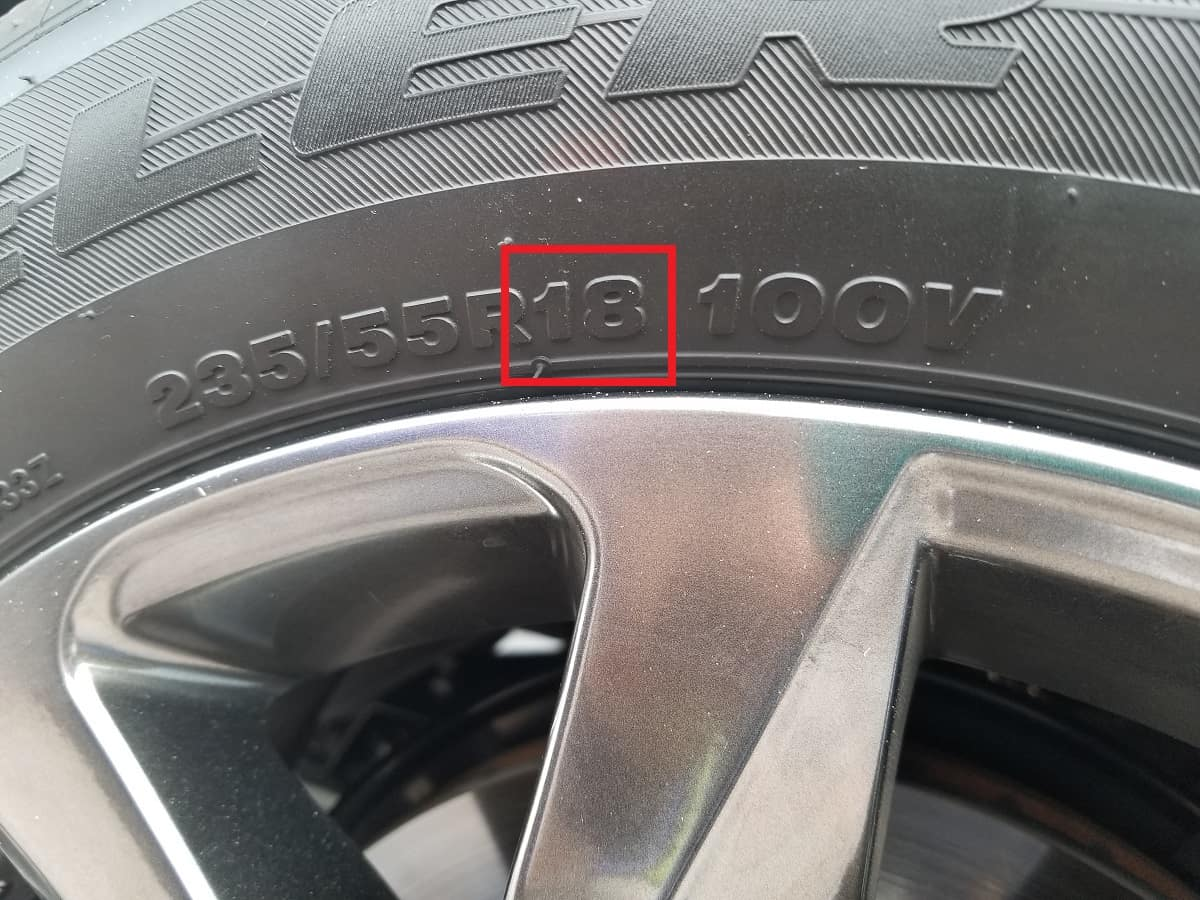 2013 Nissan Rogue Tire Size >> What The Numbers On Tires Really Mean And Why They Matter