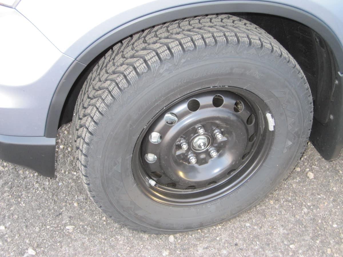 Saturn Vue Tires
