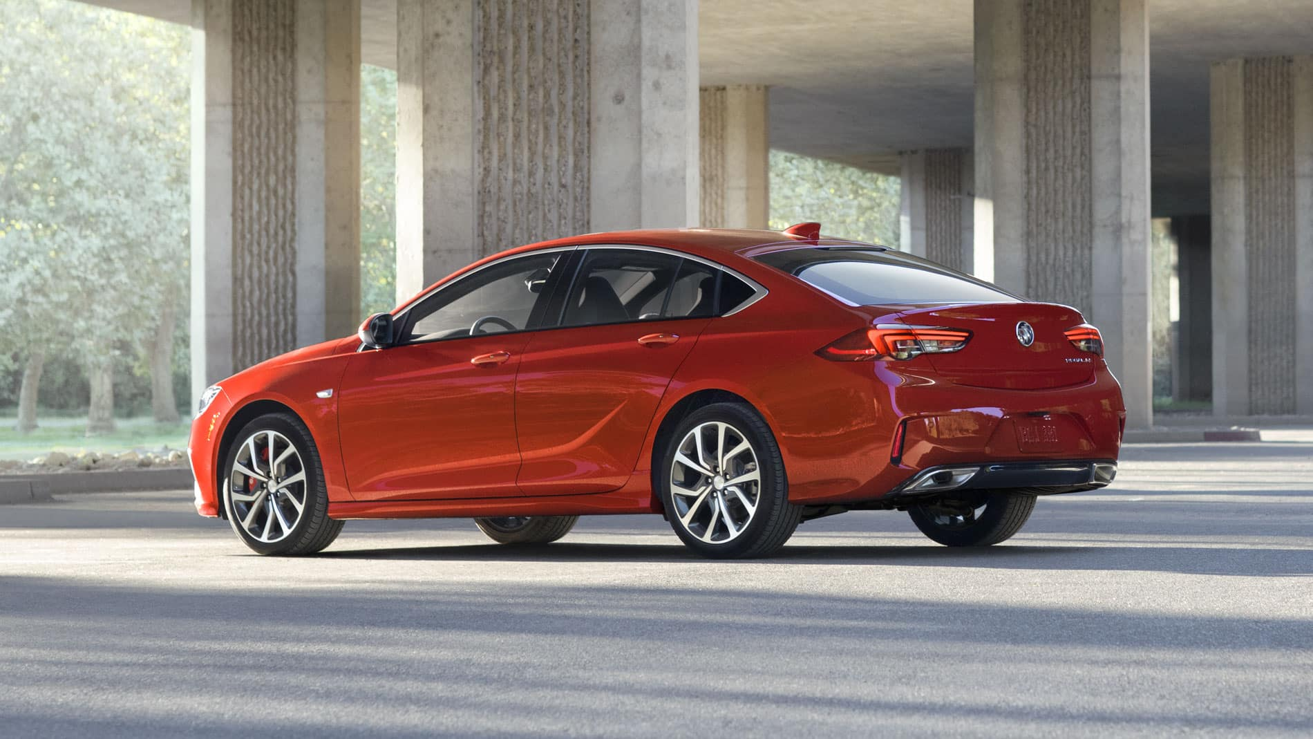 Garber Auto Mall >> Buick Regal GS Vs. Cadillac CTS: American Luxury Car Shootout