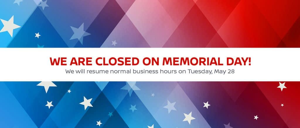 memorial-day-closed