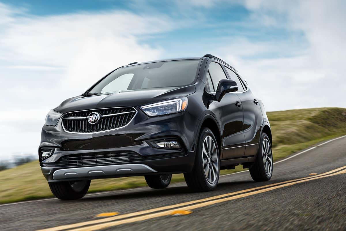 Buick Encore Vs  Kia Soul