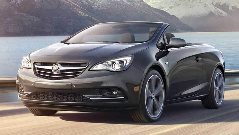 Performance Features of the New Buick Cascada at Garber in Saginaw, MI