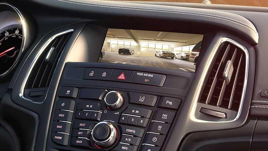 Safety Features of the New Buick Cascada at Garber in Saginaw, MI