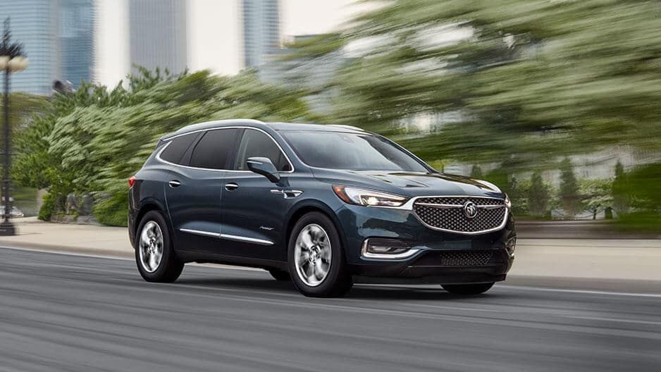 Performance Features of the New Buick Enclave at Garber in Saginaw, MI