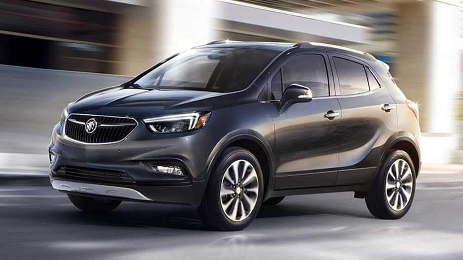 Performance Features of the New Buick Encore at Garber in Saginaw, MI