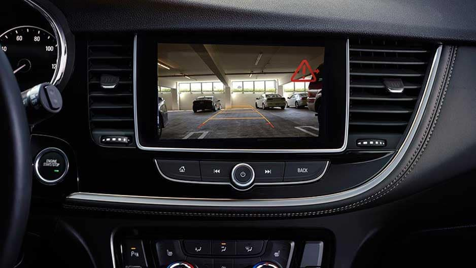 Safety Features of the New Buick Encore at Garber in Saginaw, MI