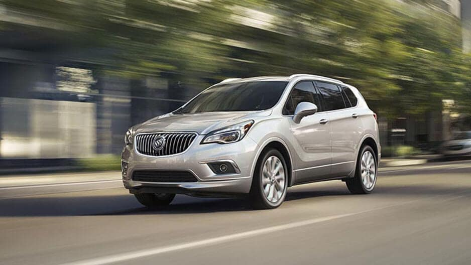 Performance Features of the New Buick Envision at Garber in Saginaw, MI