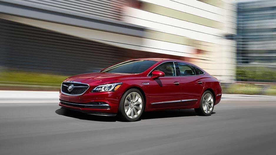 Performance Features of the New Buick LaCrosse at Garber in Saginaw, MI