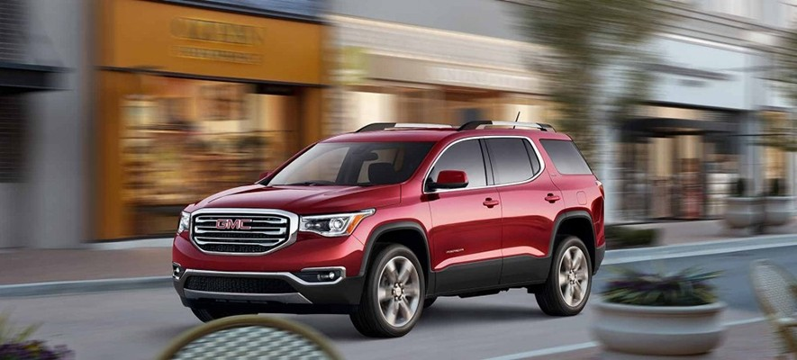 Get Ready For The 2018 Gmc Acadia Garber Buick Gmc