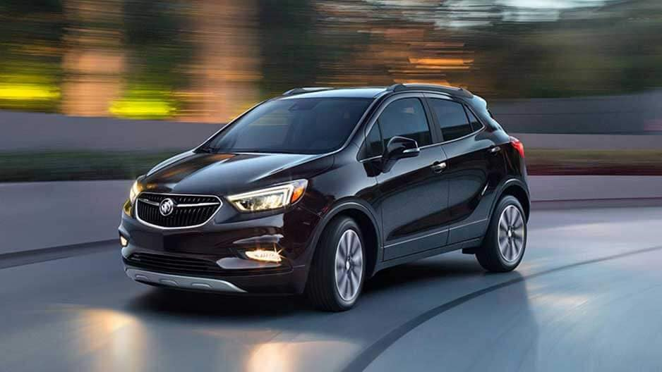 Exterior Features of the New Buick Encore at Garber in Fort-Pierce, FL