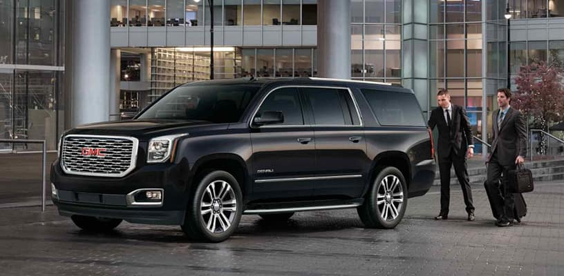 the 2018 yukon xl denali is a refined family hauler. Black Bedroom Furniture Sets. Home Design Ideas