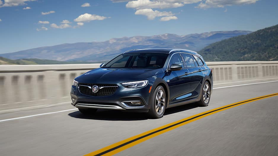 Performance Features of the New Buick Regal TourX at Garber in Fort Pierce, FL