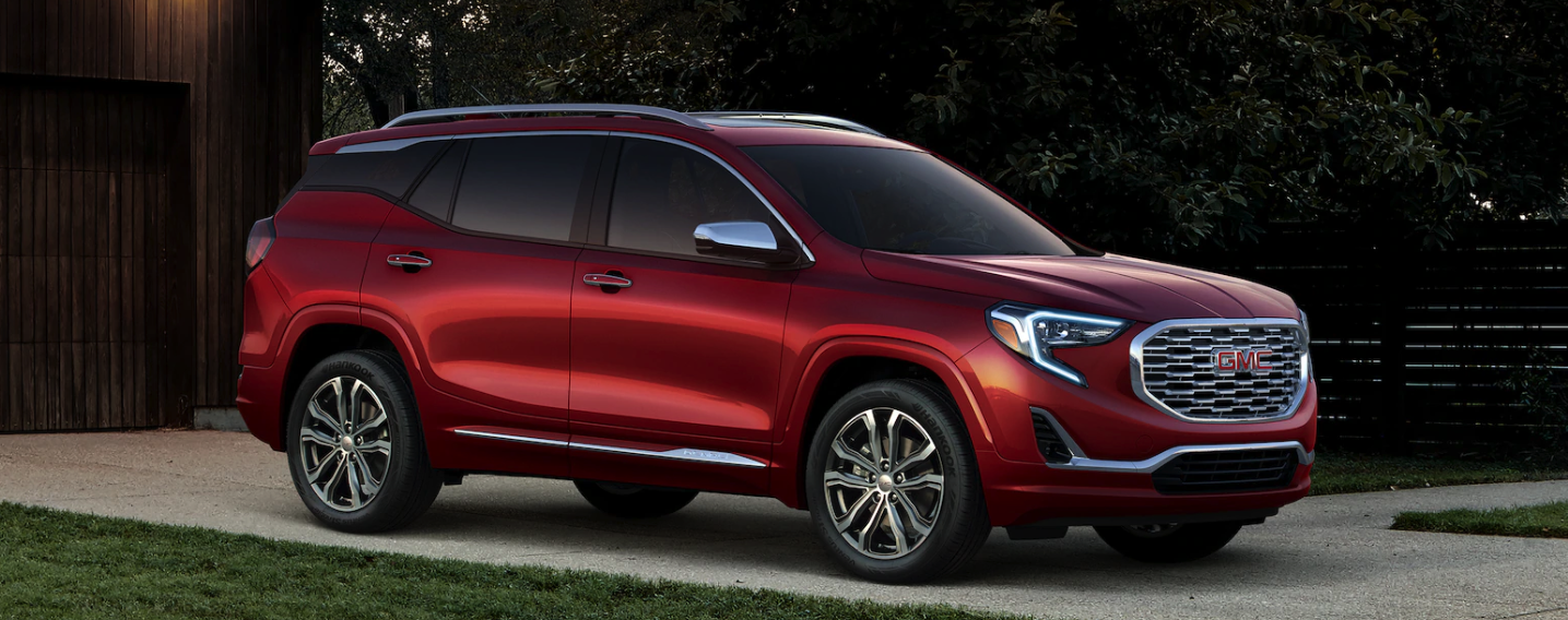 Gmc Terrain Denali >> Get Ready For The 2019 Gmc Terrain Denali Garber Buick Gmc