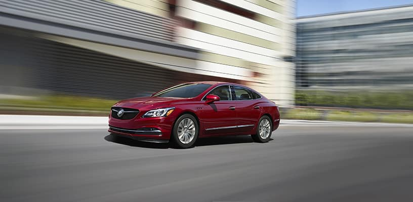 2019 Buick Lacrosse Gets A Sporty St Trim