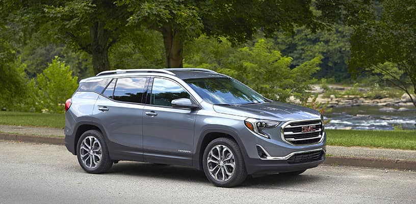 Let's Compare the 2019 Acadia and 2019 Terrain - Garber ... on