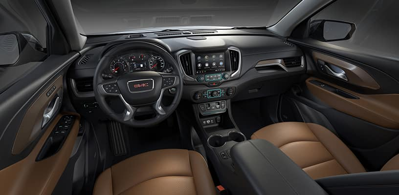 Let S Compare The 2019 Acadia And 2019 Terrain Garber