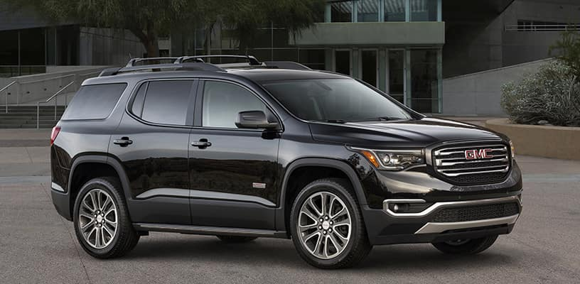 terrain gmc acadia does row 3rd seating microfinanceindia compare