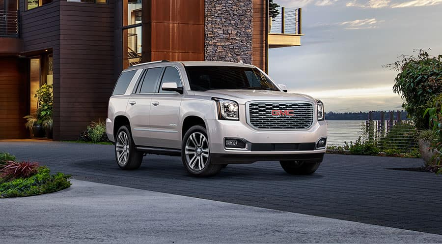 GMC Yukon Denali Vs  Cadillac Escalade: Big Hauling and