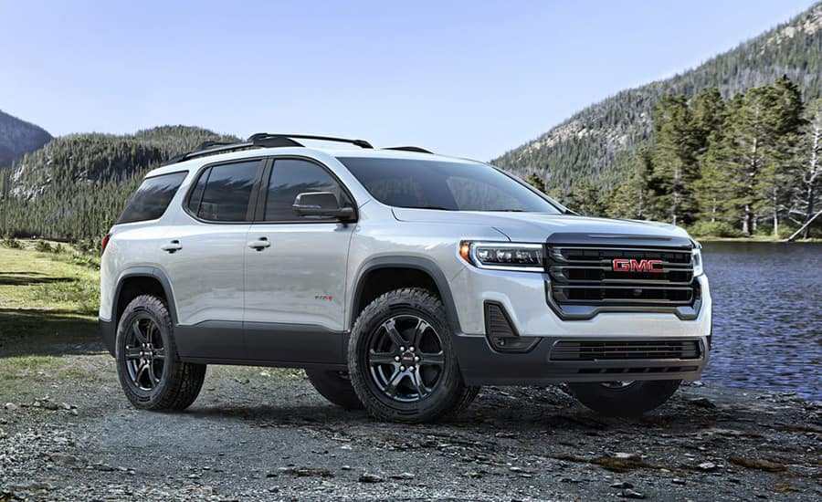 2020 Acadia Shows Off New Look And Rugged At4 Package