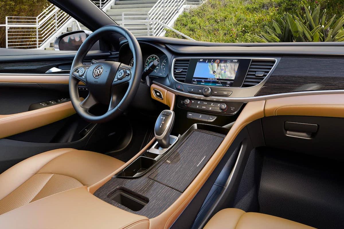 Buick LaCrosse Vs  Toyota Avalon