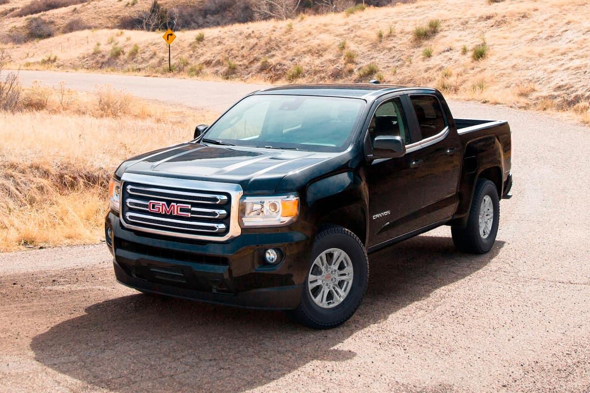 2020 Gmc Canyon Vs 2020 Chevrolet Colorado