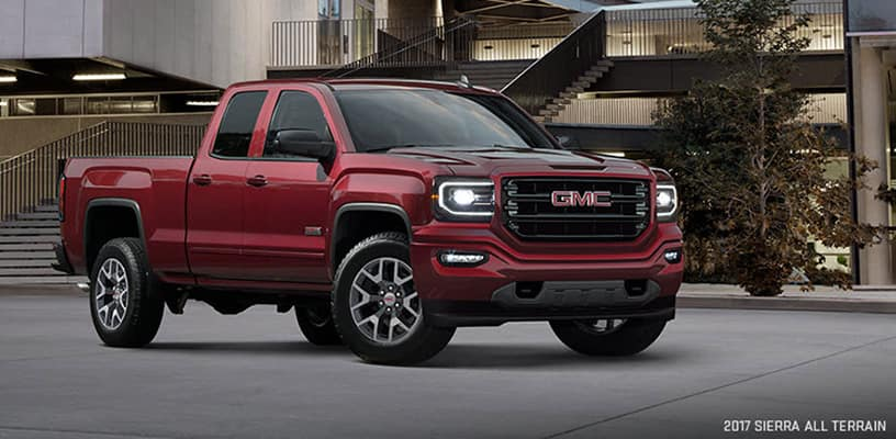 go nywhere in a gmc sierra 1500 all terrain garber buick gmc. Black Bedroom Furniture Sets. Home Design Ideas