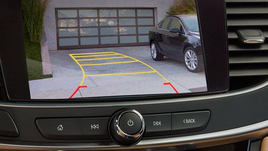 Safety Features of the New Buick LaCrosse at Garber in Fort-Pierce, FL