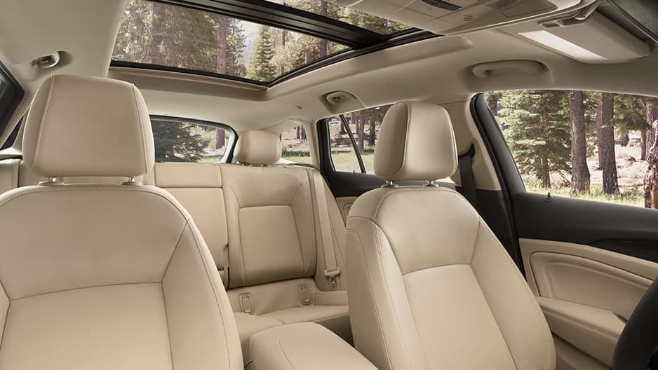Interior Features of the New Buick Regal TourX at Garber in Fort Pierce, FL