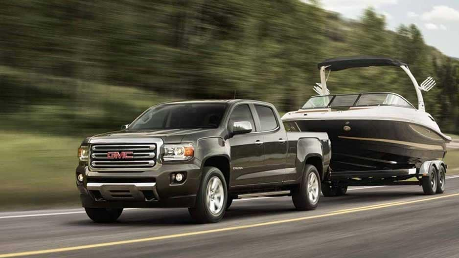 Performance Features of the New GMC Canyon at Garber in Fort-Pierce, FL