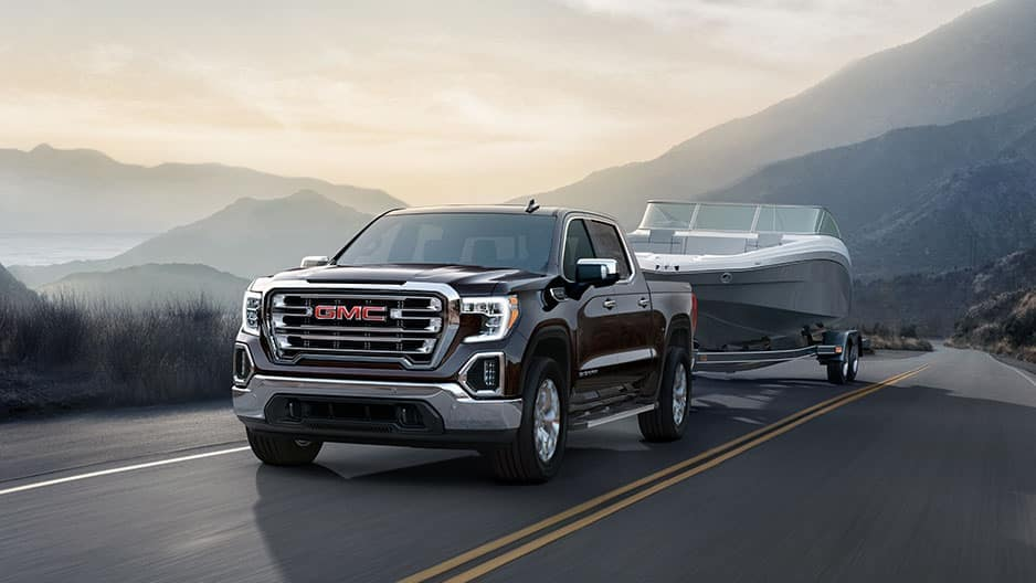 Performance Features of the New GMC Sierra 1500 at Garber in Fort Pierce, FL