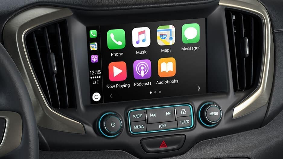 Technology Features of the New GMC Terrain at Garber in Fort-Pierce, FL