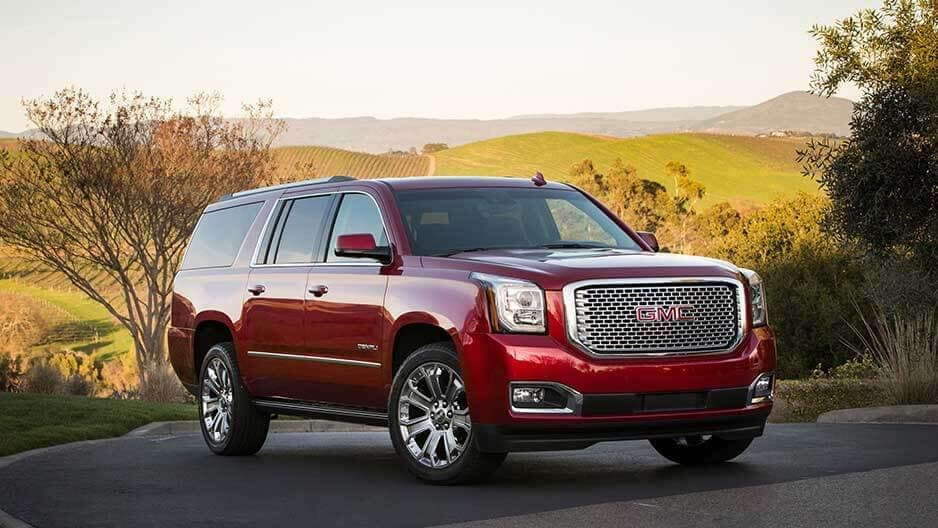 Exterior Features of the New GMC Yukon at Garber in Fort-Pierce, FL