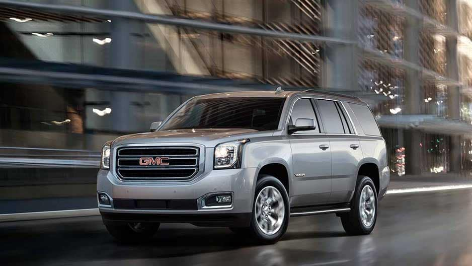 Performance Features of the New GMC Yukon at Garber in Fort-Pierce, FL