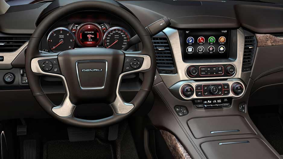 Technology Features of the New GMC Yukon at Garber in Fort-Pierce, FL