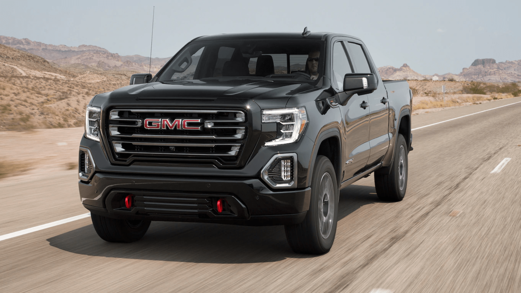2019 Gmc Sierra At4 Gets Even More Off Road Prowess